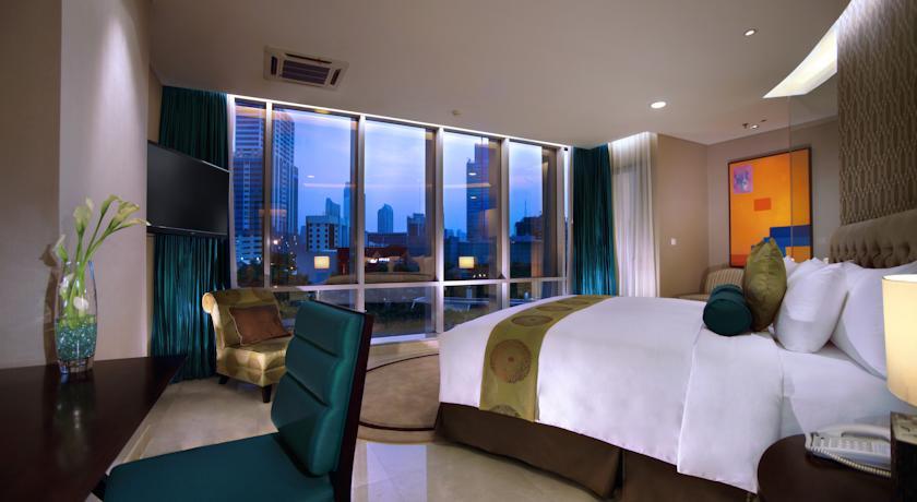 فندق وأجنحة ذا جروف