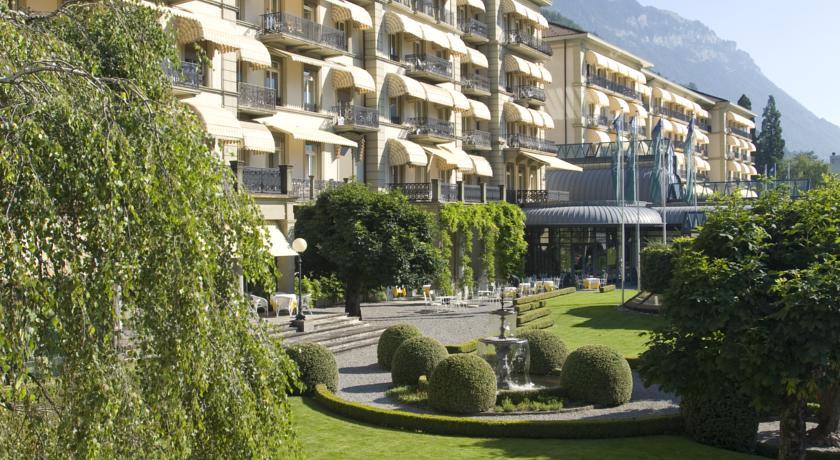 فندق وسبا فيكتوريا يونغفراو جراند انترلاكن