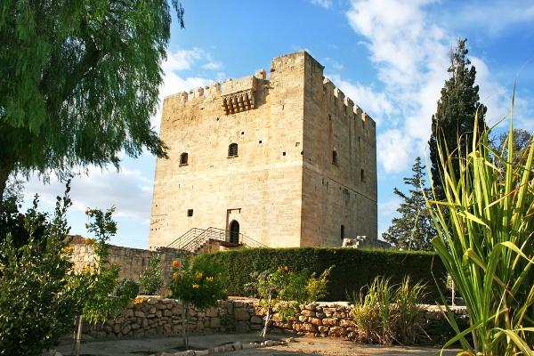 قلعة ليماسول قبرص