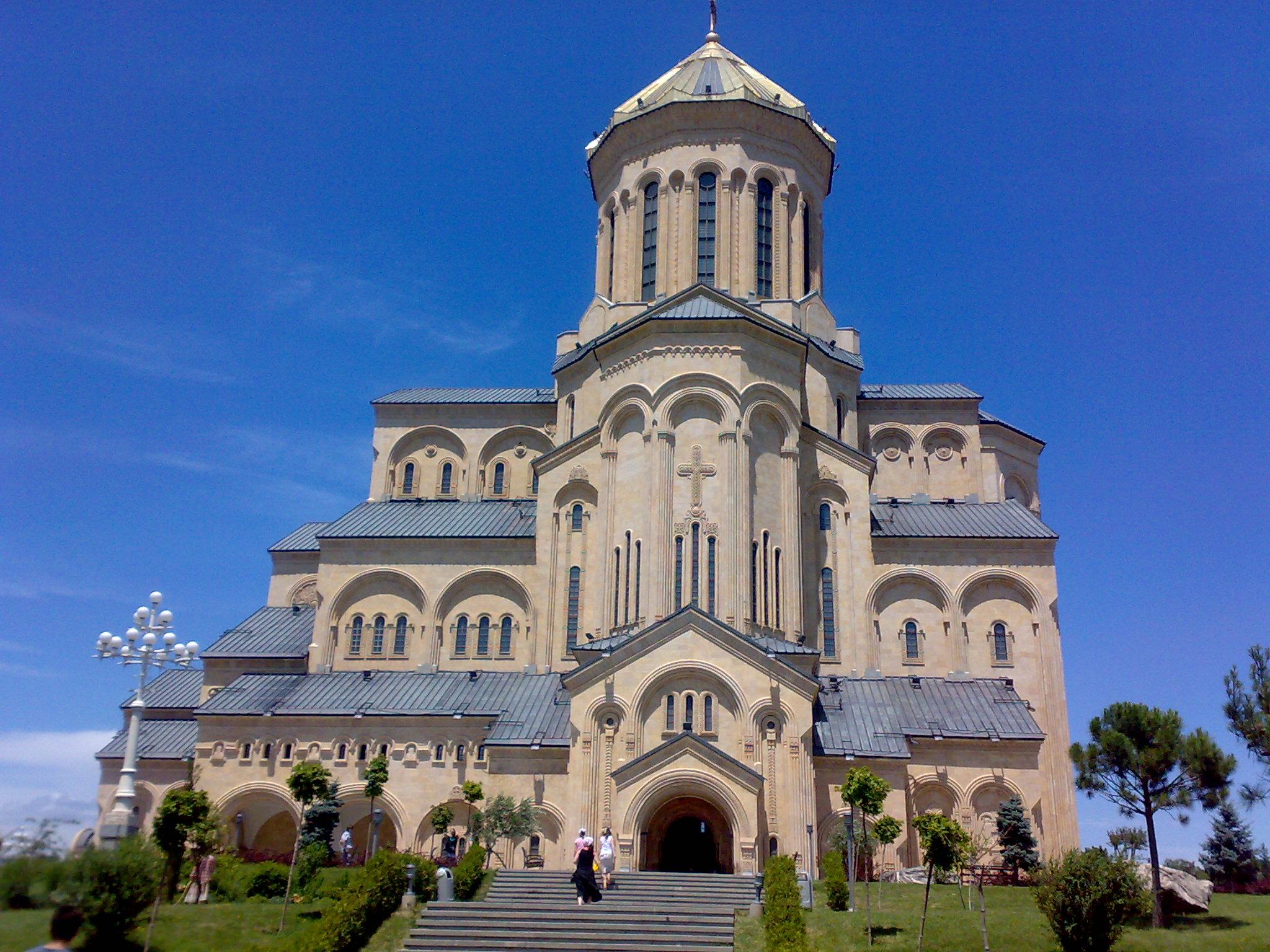 كاتدرائية الثالوث المقدس في تبليسي