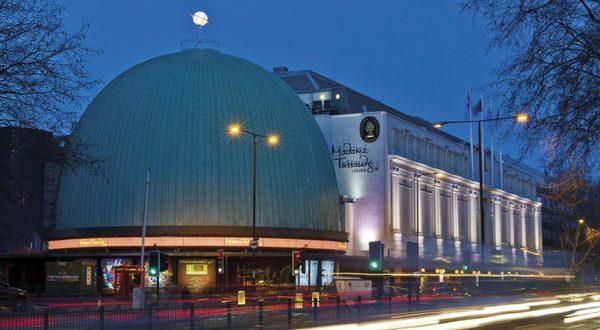 متحف الشمع في لندن