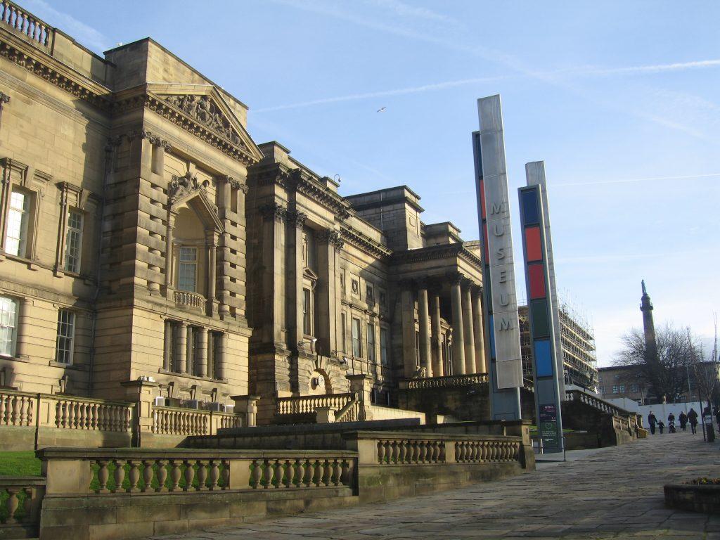 متحف العالم في ليفربول
