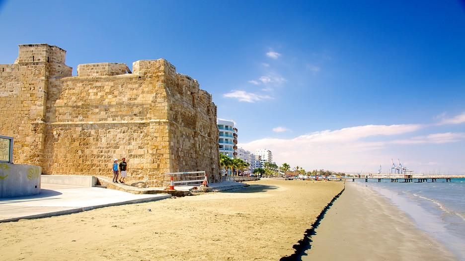 مدينة لارنكا قبرص