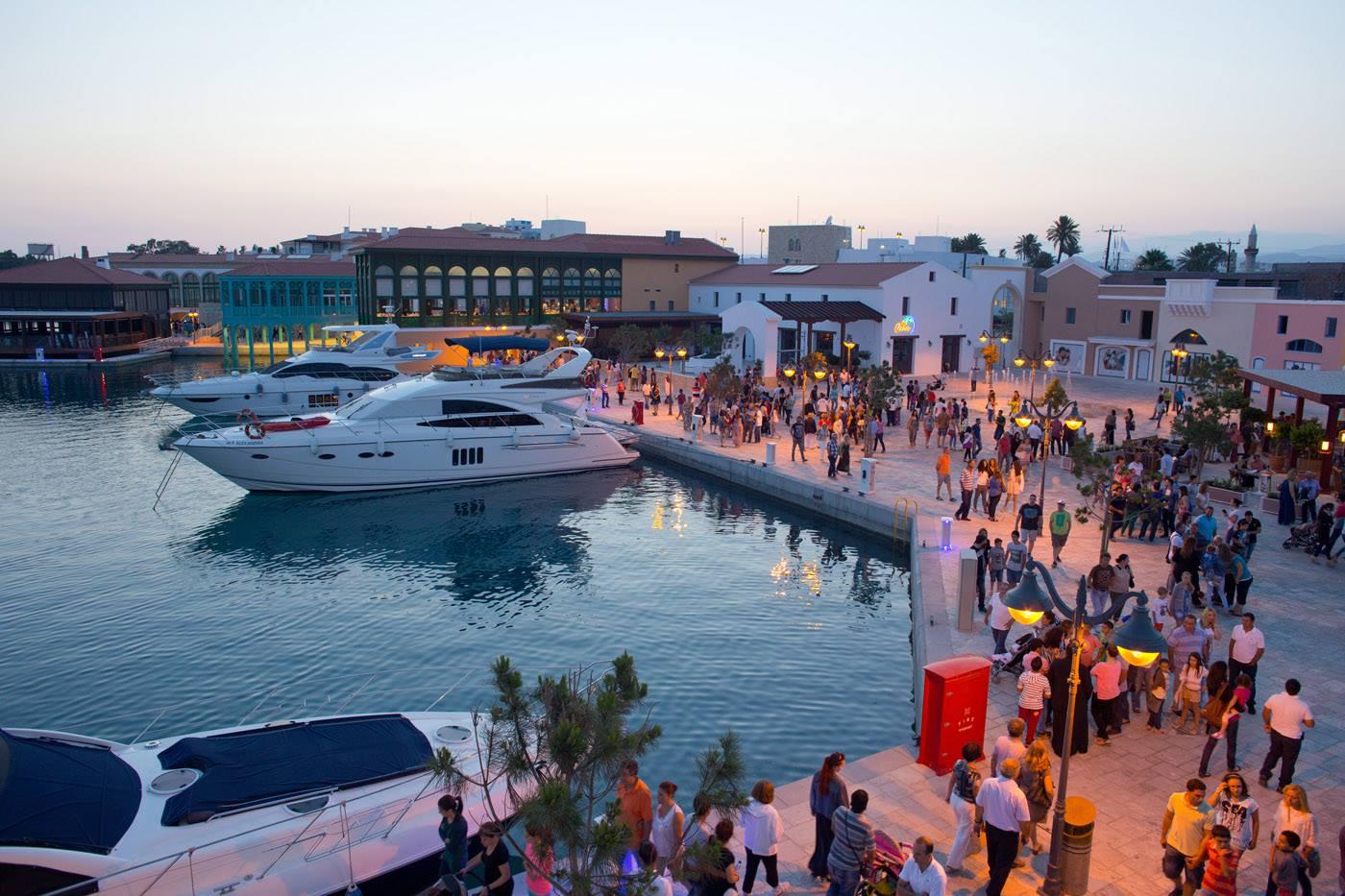 مدينة ليماسول قبرص