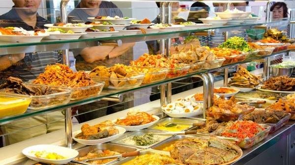 مطعم ابو زاد لندن