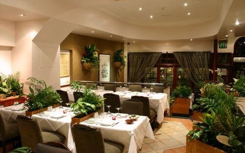 مطعم الواحة لندن