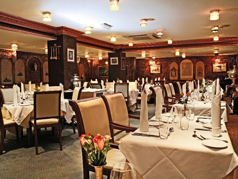 مطعم شيزان لندن
