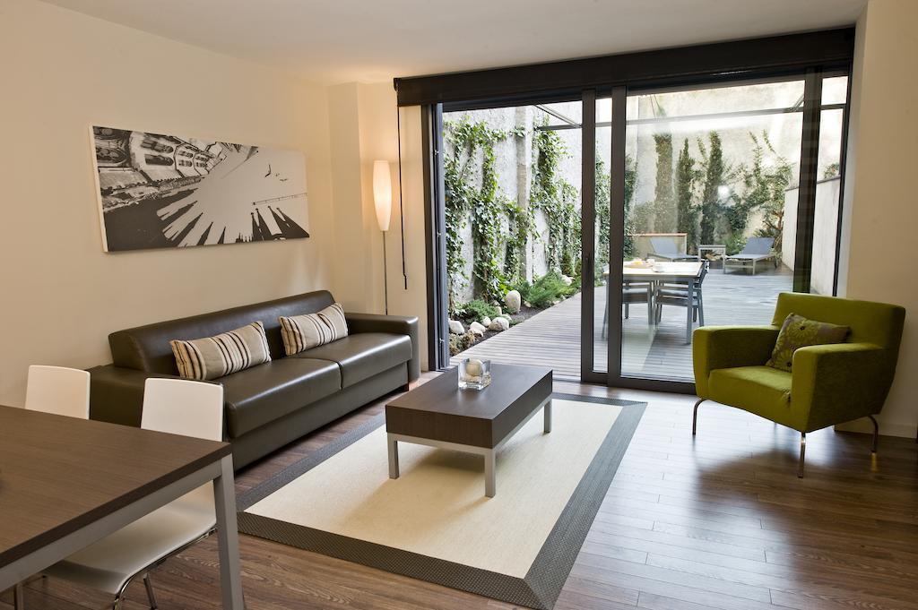 أريحية الإقامة التي توفرها شقق فندقية في برشلونة اسبانيا