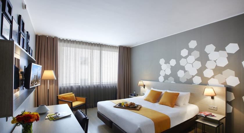 ديكورات وإضاءة مُتناسقة تؤمنها شقق فندقية برشلونة