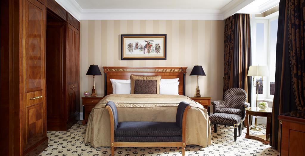 فندق ذا ريتز كارلتون برلين من افضل الفنادق في برلين