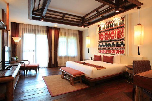 افضل فنادق في شنغماي تايلاند