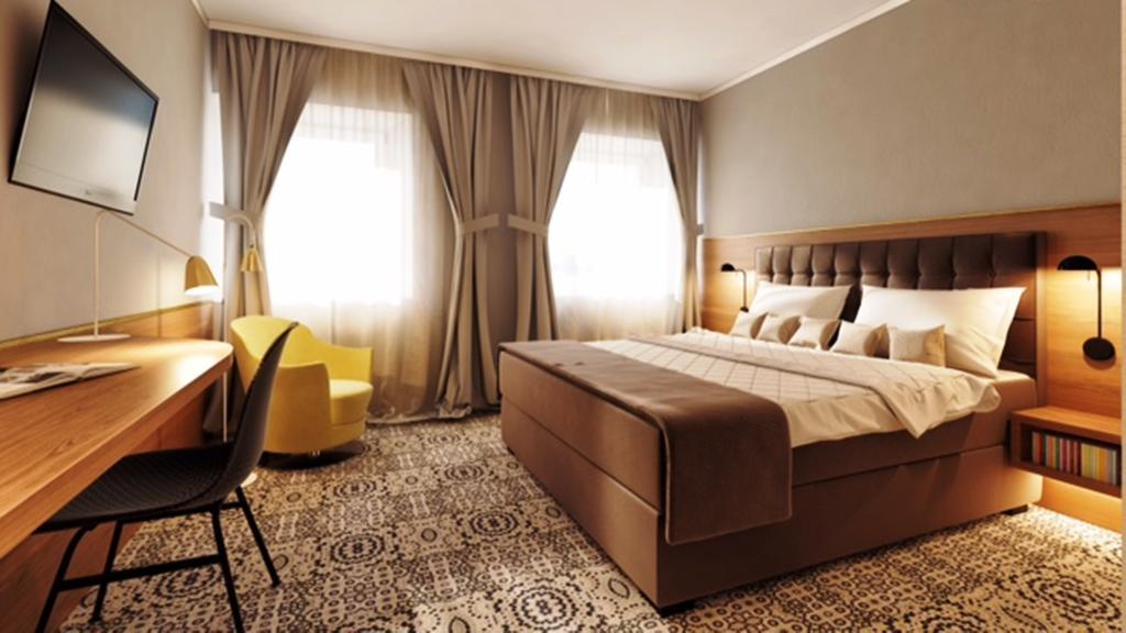 فندق زاخ هو افضل فندق في انسبروك النمسا