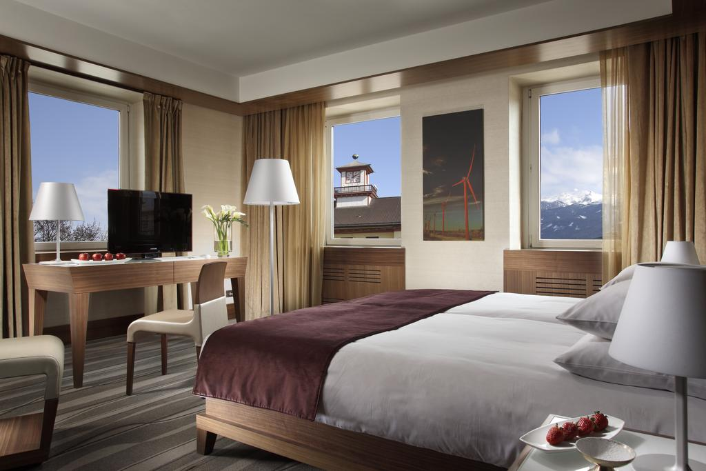 فندق جراند اوروبا من افضل فنادق في انسبروك
