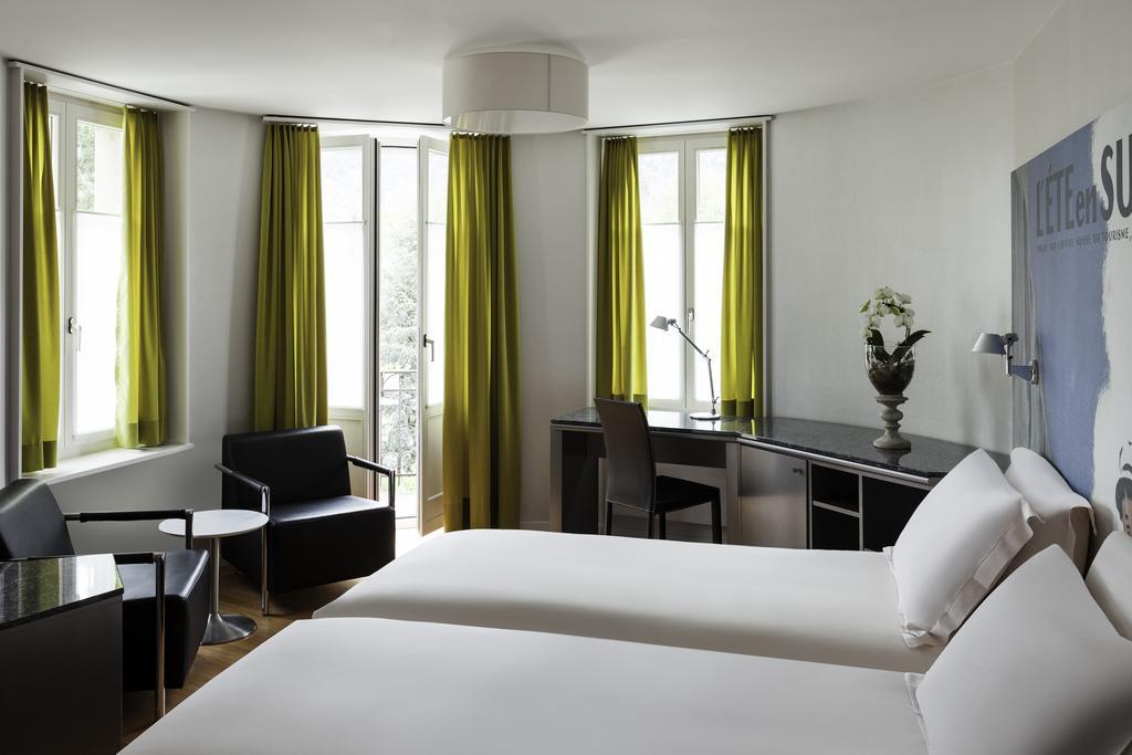 افضل فنادق انترلاكن سويسرا