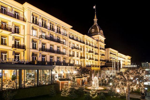 افضل فنادق في انترلاكن سويسرا 5 نجوم