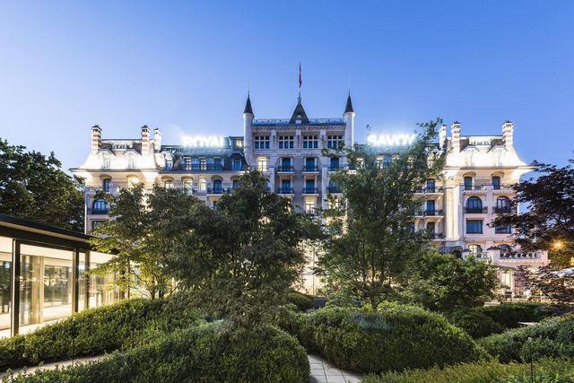 تعرّف على افضل فنادق لوزان بسويسرا