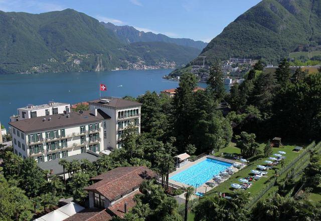 فنادق في لوقانو السويسرية