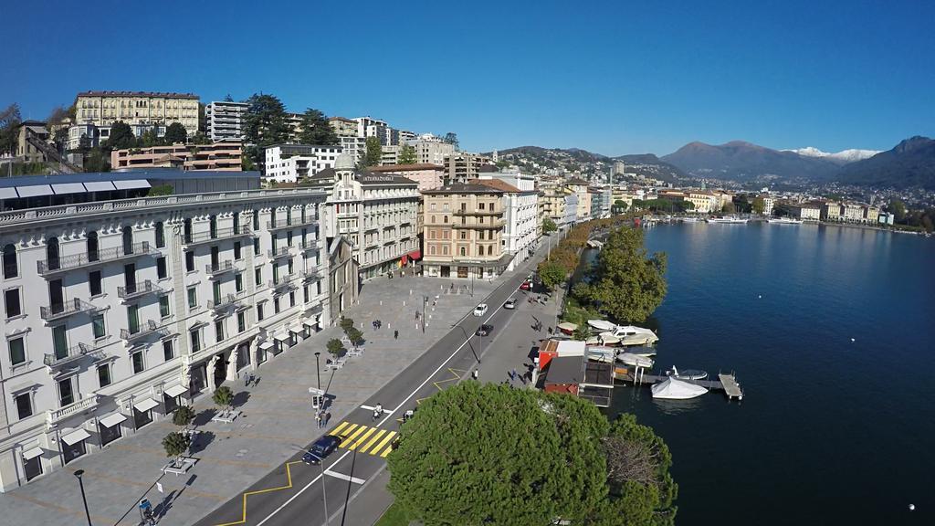 افضل فنادق لوقانو السويسريه