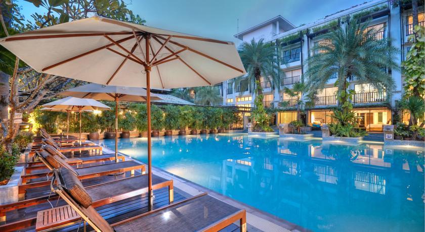 افضل فندق في بوكيت مع مسبح