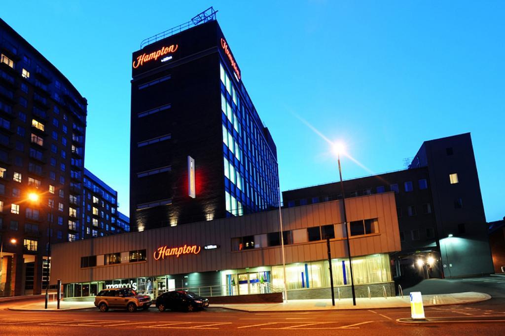 تتمتع فنادق شيفيلد بمباني شاهقة وإطلالات رائعة