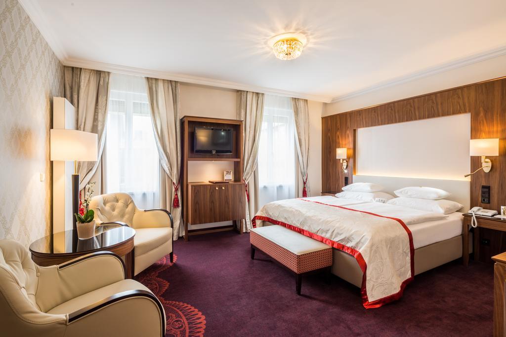 فنادق فيينا في شارع المشاه