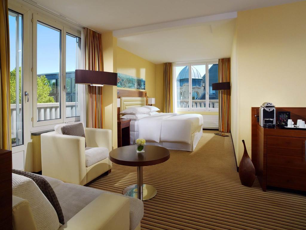 افضل فنادق زيورخ سويسرا