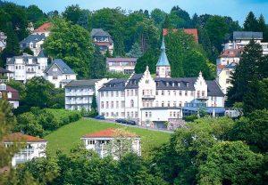 افضل فنادق بادن بادن المانيا