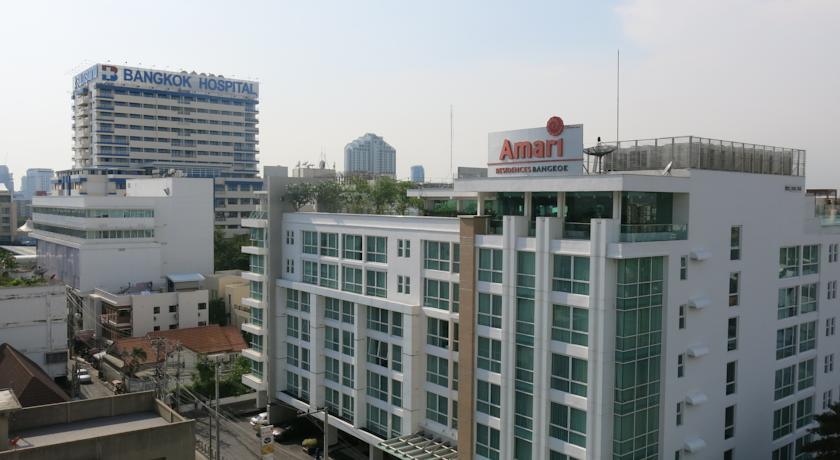 شقق اماري بانكوك من افضل شقق فندقية في بانكوك