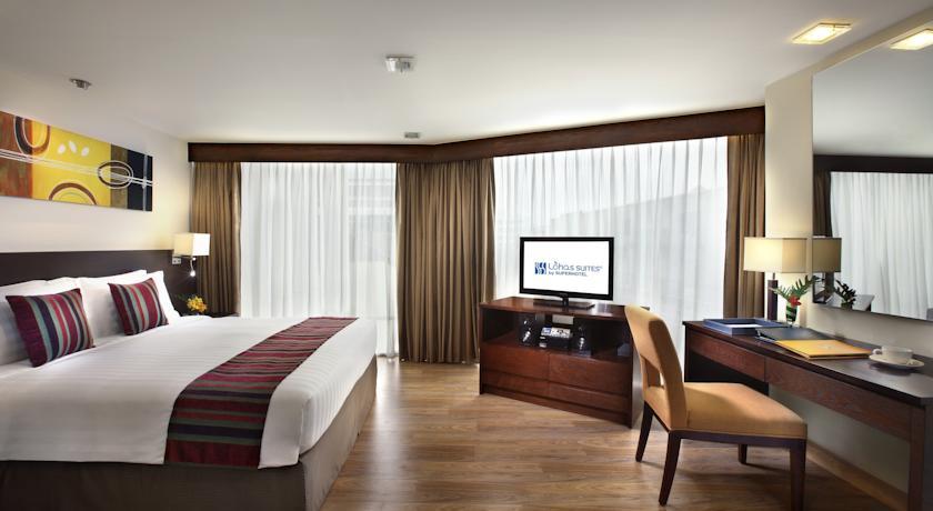 شقق فندقية في بانكوك رائعة وبديكورات مريحة للغاية