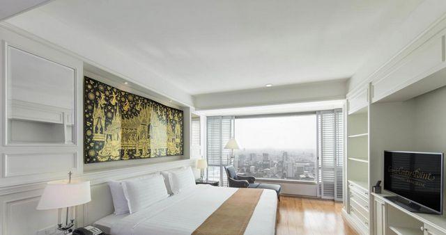 جراند سنتر بوينت بانكوك هو افضل فندق في بانكوك