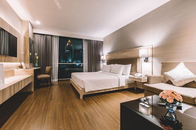 ادلفي سويت بانكوك من أفضل الفنادق في بانكوك