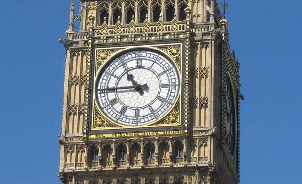 ساعة بيج بن من اهم معالم السياحة في لندن انجلترا - ساعة بق بن