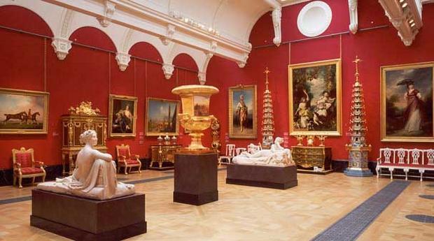 قصر باكنغهام في لندن