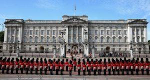 قصر الملكة في لندن من اشهر معالم لندن