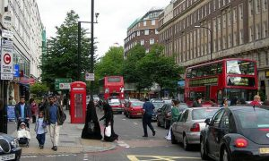 شارع العرب في لندن من اهم اماكن السياحة في انجلترا