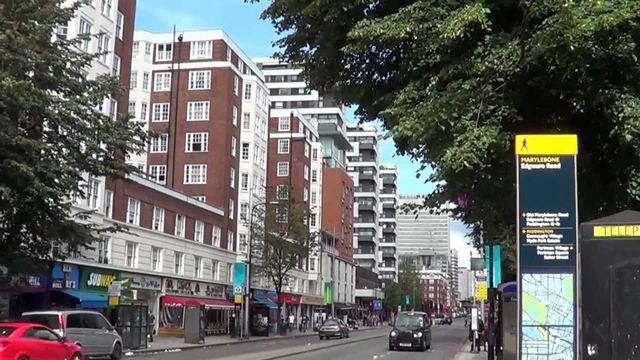 افضل فنادق لندن شارع العرب