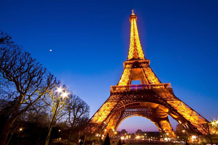 برج ايفل في باريس - اجمل الصور لبرج ايفل