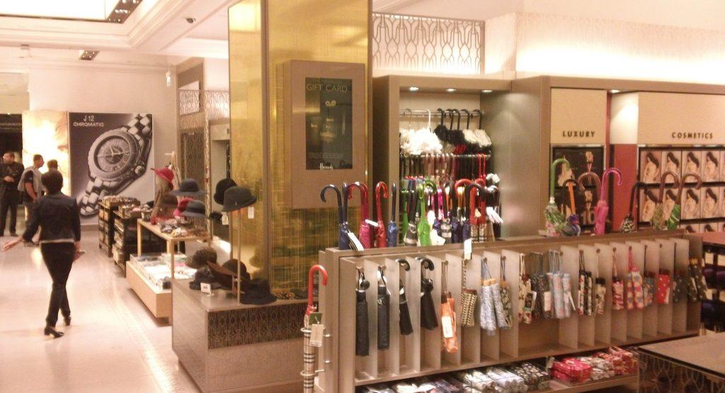 متجر هارودز لندن من اهم اماكن التسوق في لندن بريطانيا