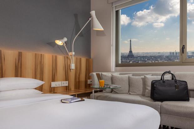 حياة ريجنسي باريس