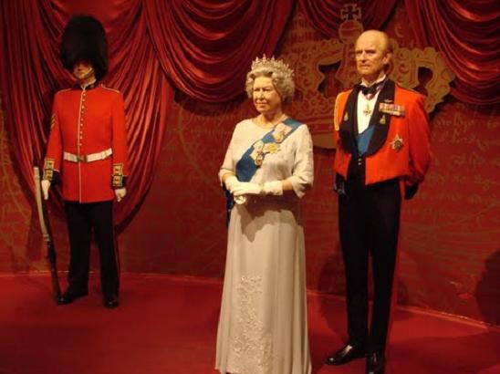 متحف الشمع في لندن من افضل المتاحف في لندن