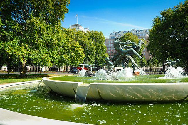 هايد بارك من اجمل حدائق لندن
