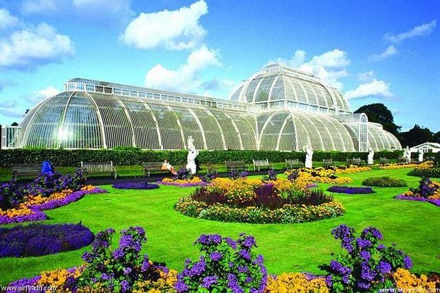 حدائق لندن النباتية