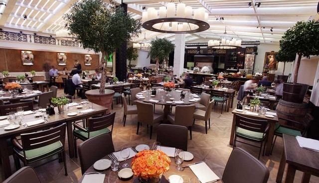 افضل مطعم في لندن