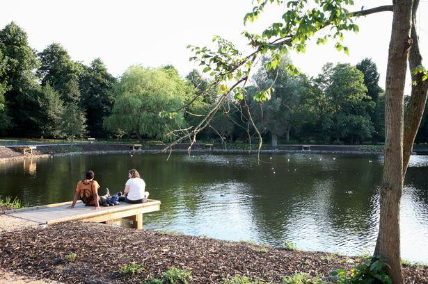 حدائق مانشستر من اهم وجهات السياحة في مانشستر