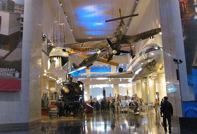 متحف العلوم في مانشستر من اهم معالم مانشستر