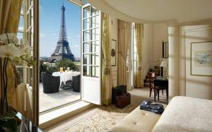 افضل شقق فندقية في باريس