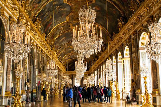 اجمل قصور باريس - القصور هي واحدة من اهم معالم السياحة في باريس