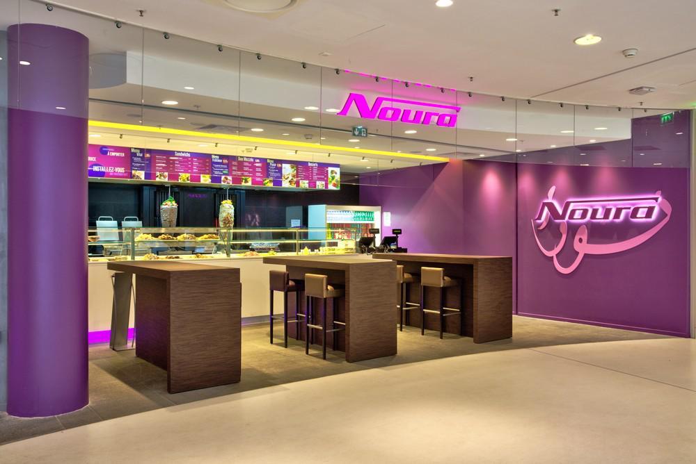 مطعم نورا باريس من افضل مطاعم عربية في باريس