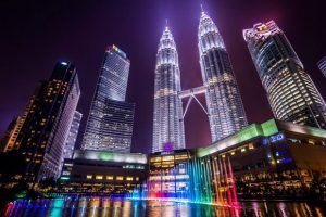 البرجين التوأمين في ماليزيا