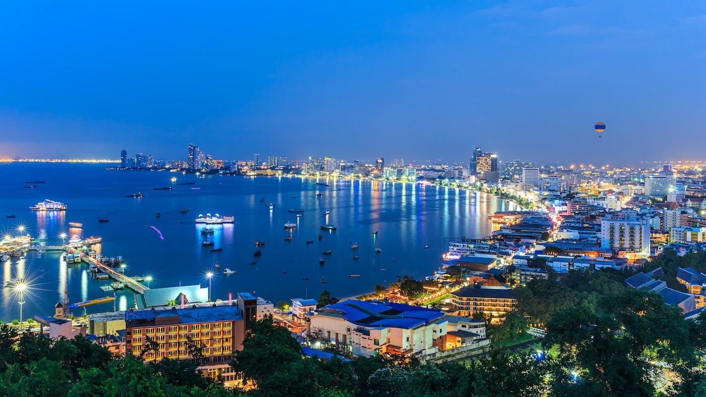 افضل 10 اماكن سياحية في بتايا تايلاند